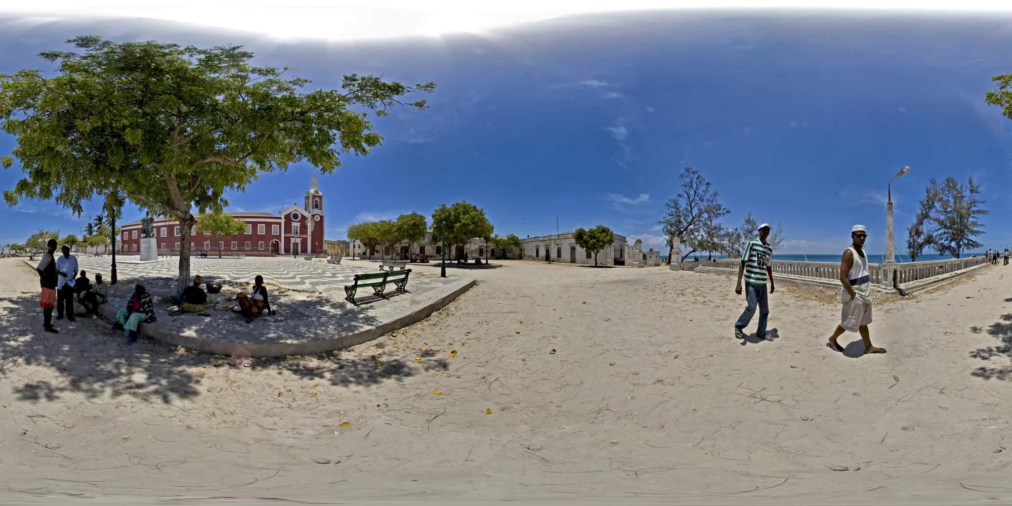 Ilha de Mosambike