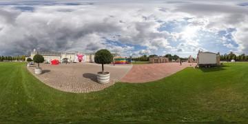Panorama-Karlsruhe-Schlossplatz-2